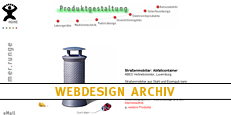 Wedesign Archiv